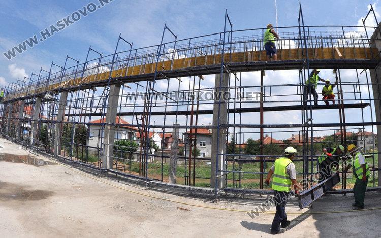 """Обновяването на комплекс """"Хеброс""""  върви с пълна сила"""