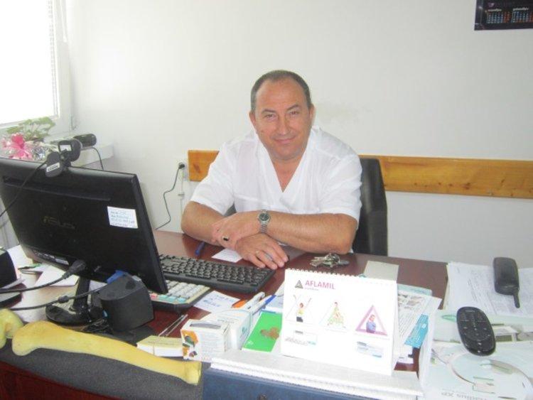 Д-р Николай Стаевски, завеждащ отзделението по трамватология