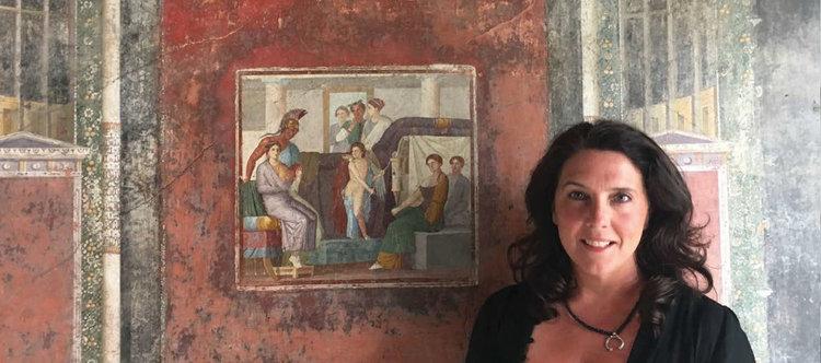 Помпей: В очакване на бедствието по VIASAT HISTORY