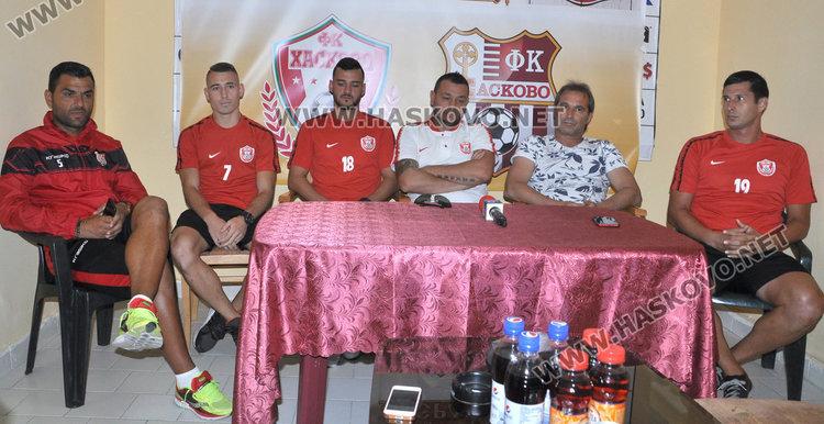 Зоват на обществен дебат за обединението на футбола в Хасково