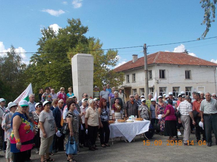 Тракийци почетоха избитите 42 жени и деца в Аврен през 1913 г.