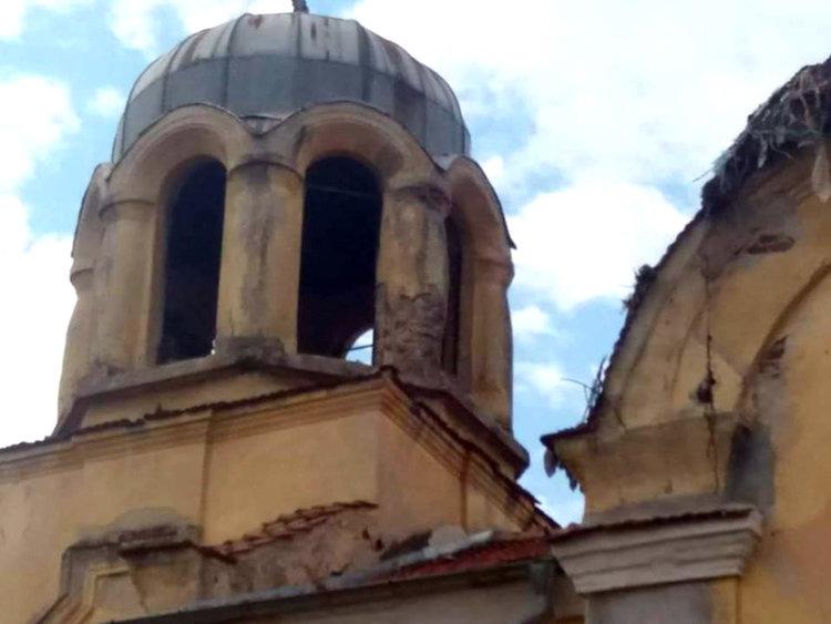 Събират средства за ремонт на църквата в Книжовник