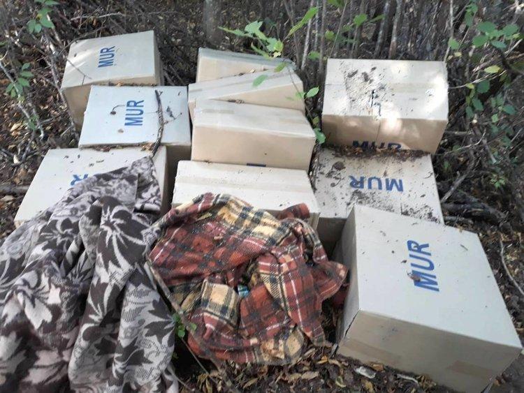 Полицията в Смолян разби канал за контрабанда на цигари, трима в ареста