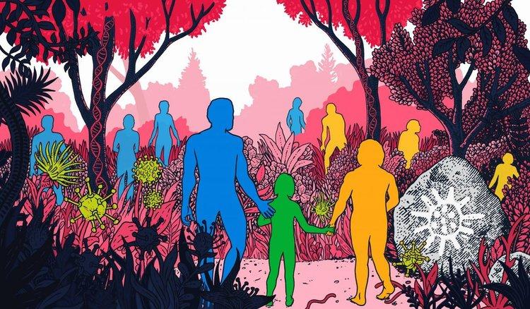 Станфордски учени установиха, че кръстосването между неандерталците и съвременните хора ни е дало генетични средства за борба с вирусни инфекции. Credit  Claire Scully