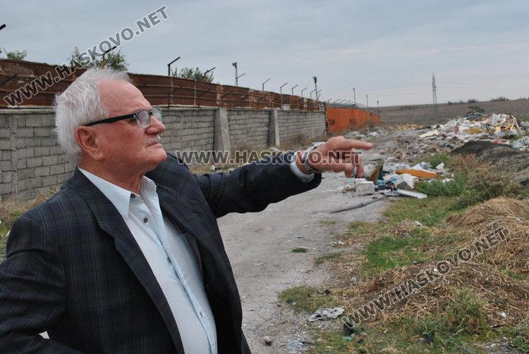 """Хасковлия: """"Република"""" превърна 100 дка плодородна земя в сметище"""