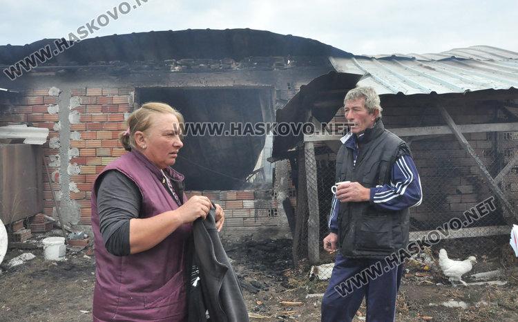 Емин Шукриев: 13 крави и 12 телета изгоряха пред очите ми