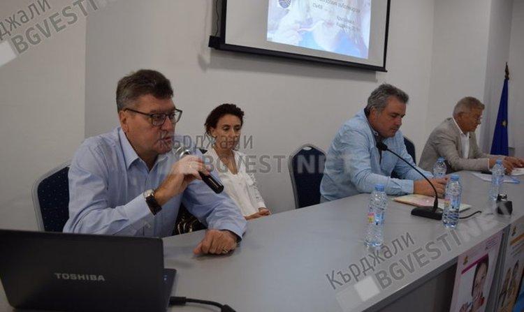 Имаме Национална програма за профилактика на оралните заболявания за децата без аналог в ЕС, представят я в Кърджали