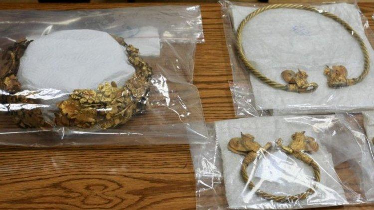 Българи купували иманярското златно съкровище, заловени до Симеоновград