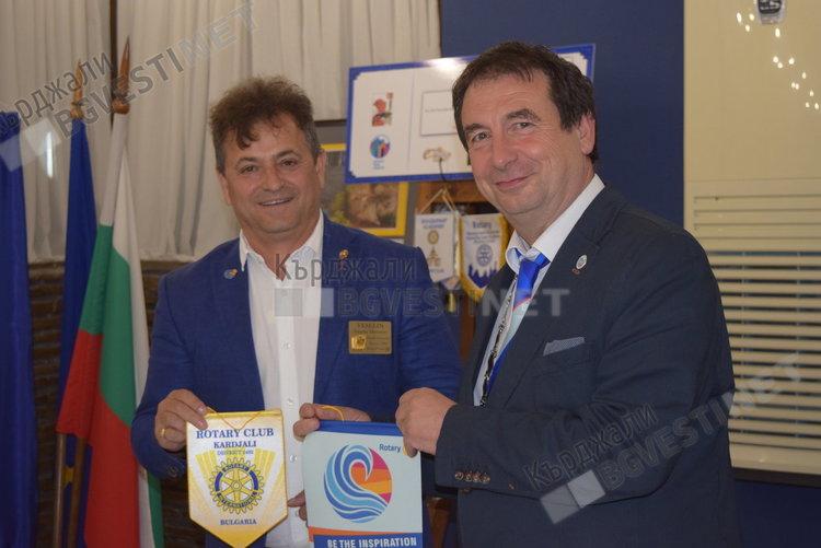 Ротари Интернешенъл стартира до дни поредната кампания за дарения, средствата са за борба с детския паралич