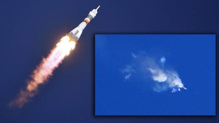 """Определена е причината за аварията на ракетата """"Союз"""""""