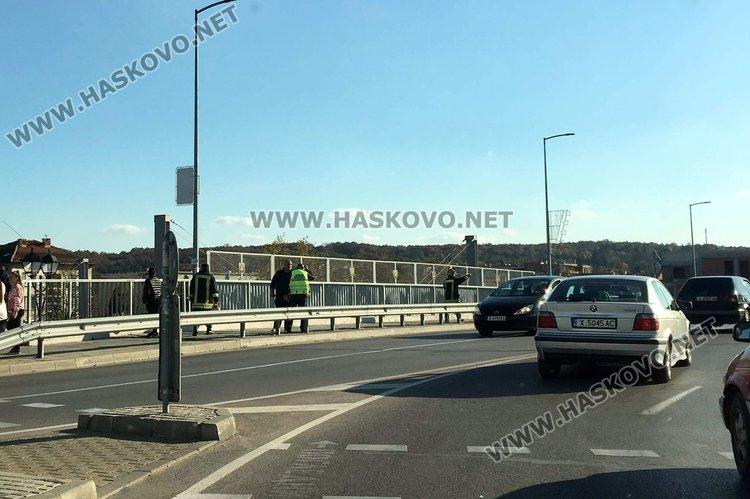 Дете падна от жп надлеза в Димитровград