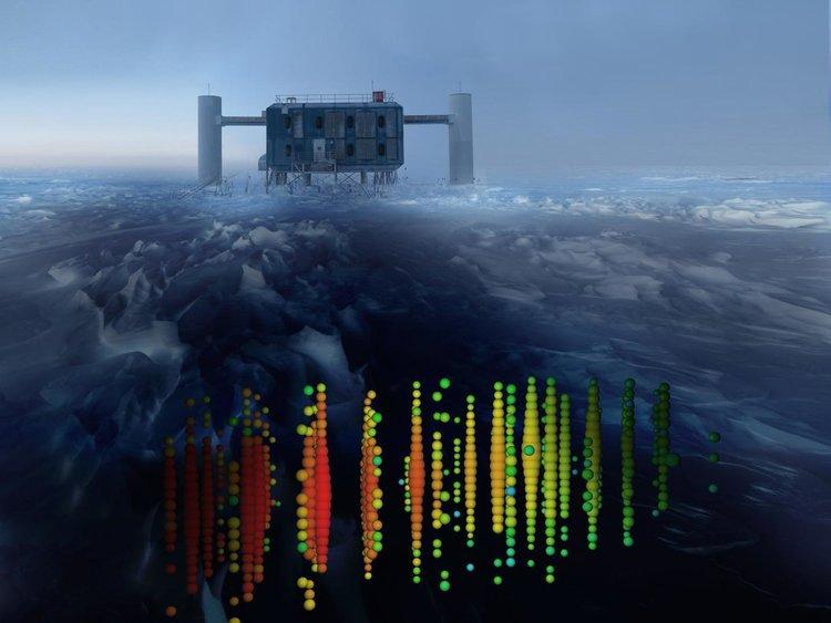 За първи път физици измерват масата на Земята, използвайки неутрино (видео)