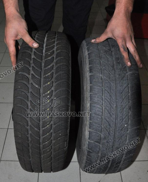 Зимна и лятна гума