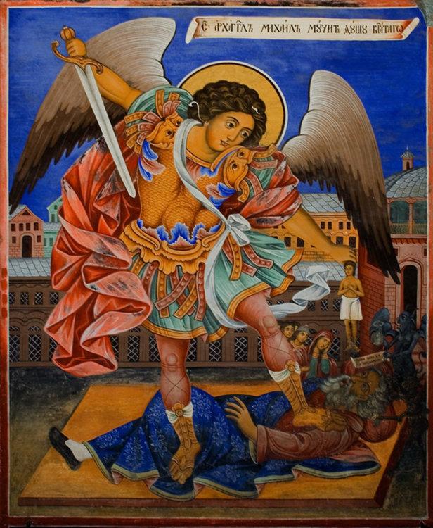 Днес се чества Архангел Михаил, пазителят на душите и борец против злото