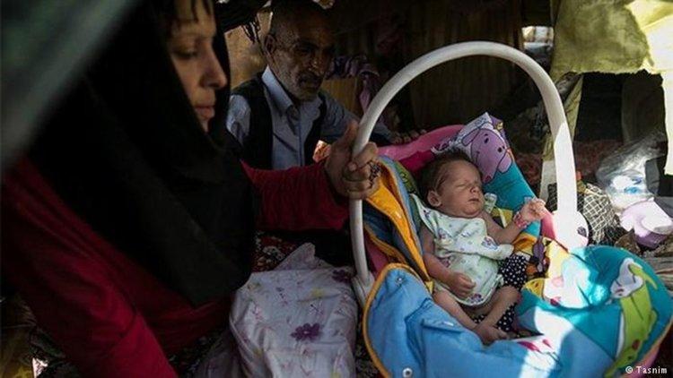 Техеран: Бебета за по 50 евро