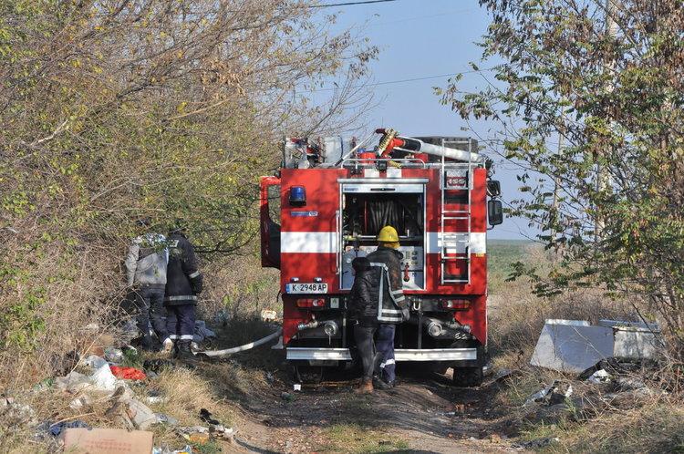 77-годишна жена изгоря в къщата си тази сутрин
