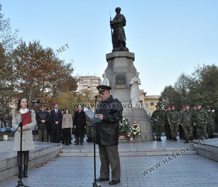 Армията отбеляза празника на сухопътните войски със спектакъл с оръжие
