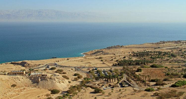 Откриха следи от древна експлозия там, където били Содом и Гомор