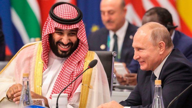 Путин и саудитския принц вдигнаха цената на петрола