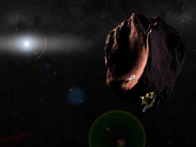New Horizons доближава мистериозен обект от Пояса на Кайпер (видео)