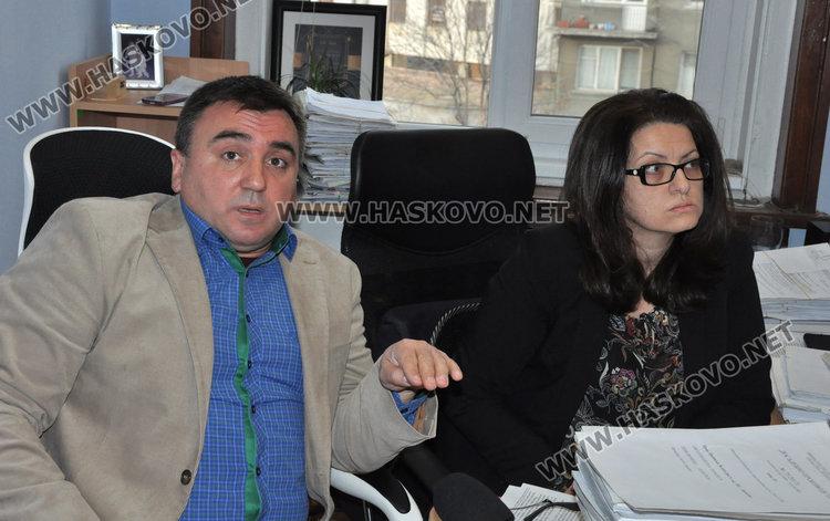 Прокурорите Антон Иванов и Емилия Генова дадоха брифинг
