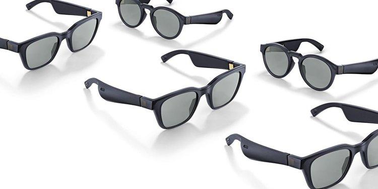 Bose създаде AR очила, които всъщност са слушалки (и микрофон, и GPS)