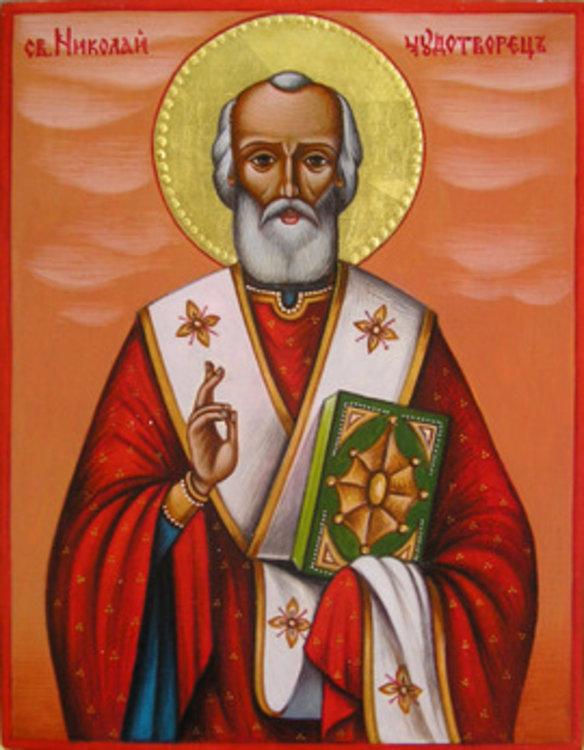 На 6 декември честваме празника Свети Николай Чудотворец