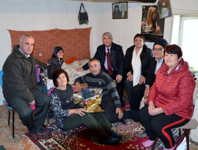 Баба Зекие от Среднево отпразнува стотния си рожден ден