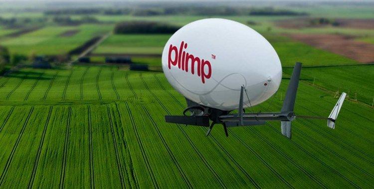 Стартъп представи дрон дирижабъл с вертикално излитане и кацане (видео)