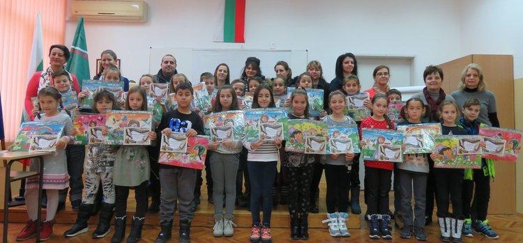 """59 алековци с награди от националното състезание """"Таралеж"""""""