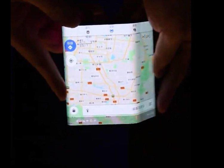 Xiaomi разработиха сгъваем таблет, превръщащ се в смартфон