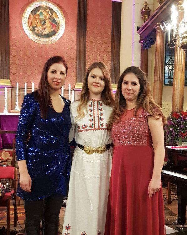 "Асеновградчанката Мария Георгиева огласи ""Ковънт Гардън"""