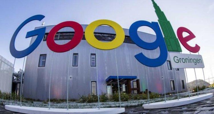 Холандската централа на Google