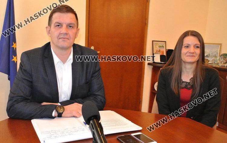 Областният управител Станислав Дечев