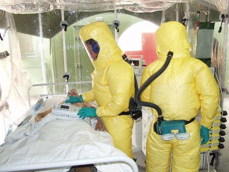 Откриха нов вирус в Китай, подобен на ебола