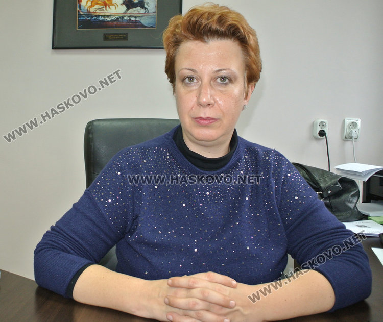 Милена Янузова