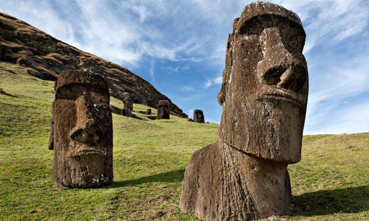 Разкриха още една мистерия около статуите на Великденския остров