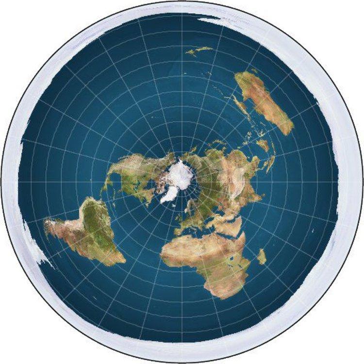 Плоскоземците организират круиз, за да докажат, че Земята е плоска