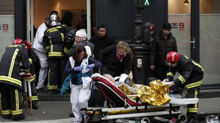 Четири са жертвите от взрива в Париж