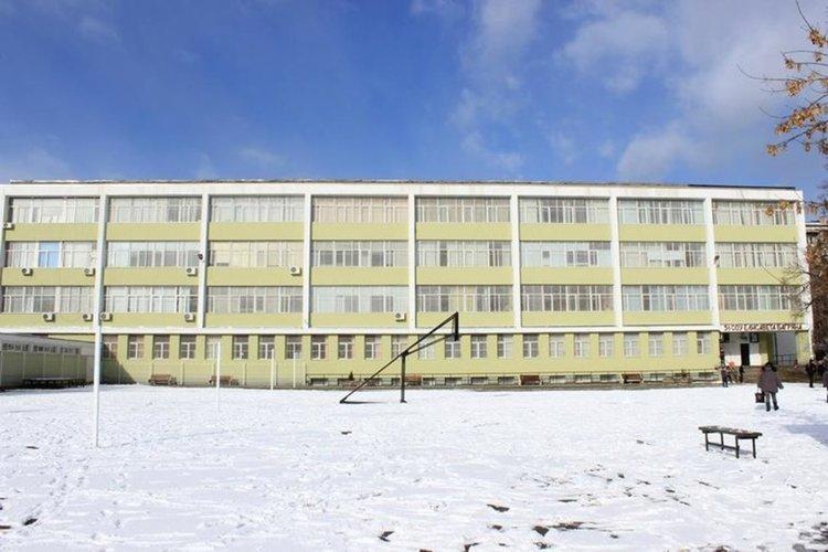 """Сградата на 51 СУ """"Елисавета Багряна"""" - София"""