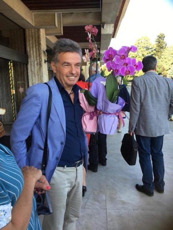 Директорът на 51 СУ Асен Александров