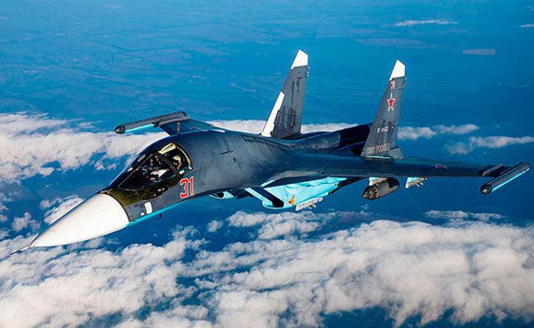 Два руски изтребителя Су-34 се сблъскаха в Далечния Изток