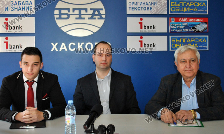 Богдан Кирилов, Антон Атанасов, Иван Станчев