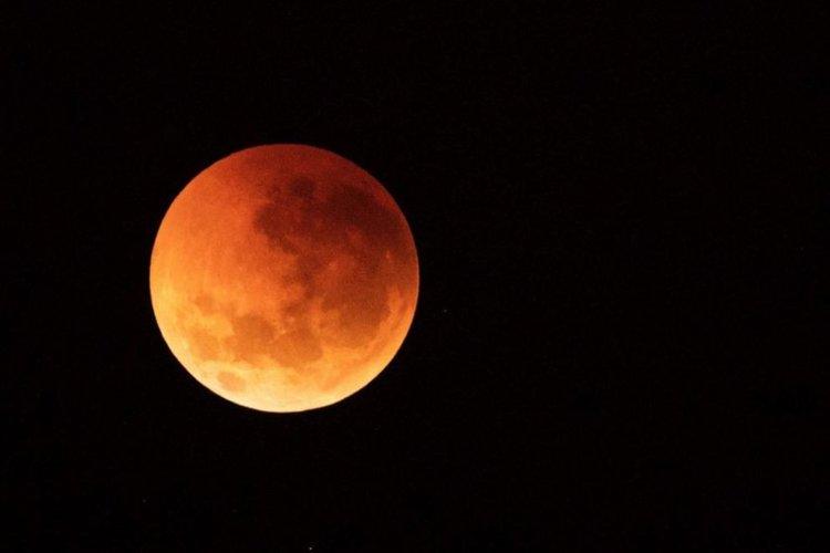 Ранобудни българи наблюдаваха първото лунно затъмнение за 2019 г.
