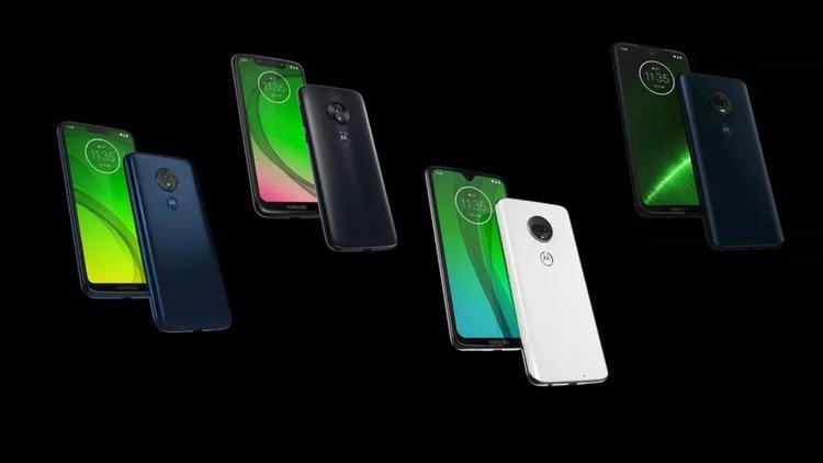 Изтекоха спецификации и снимки на Motorola Moto G7, G7 Plus, G7 Play и G7 Power