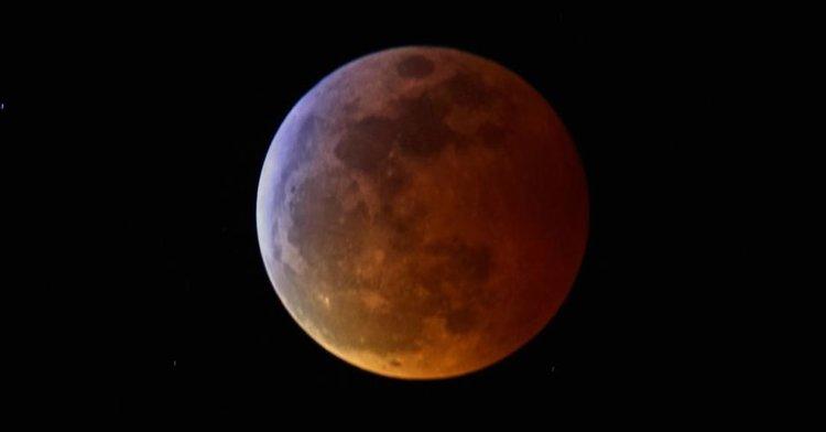 За пръв път – метеор удари Кървавата Луна