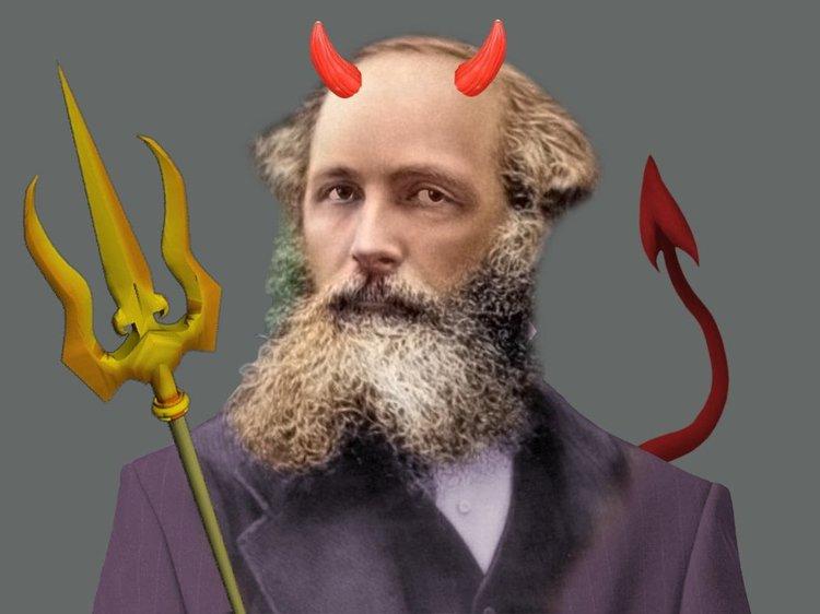 """""""Демонът на Максуел"""" лежи като неудобна истина в сърцето на физиката и все още не е напълно разбран"""