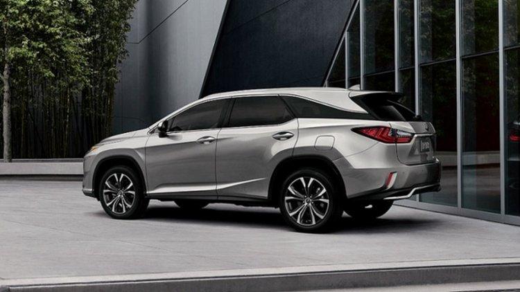 """Lexus"" планира спортен SUV"