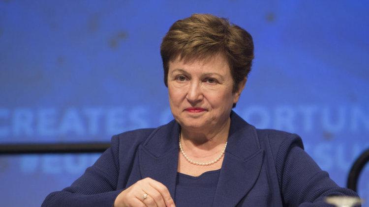 Кристалина Георгиева застава начело на Световната банка