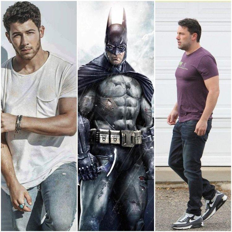 Ник Джонас ли е новият Батман?!